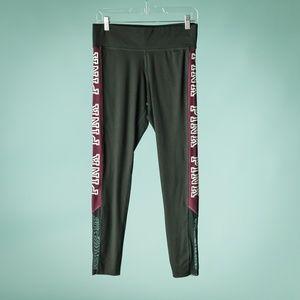 PINK Victoria's Secret Medium Black Leggings